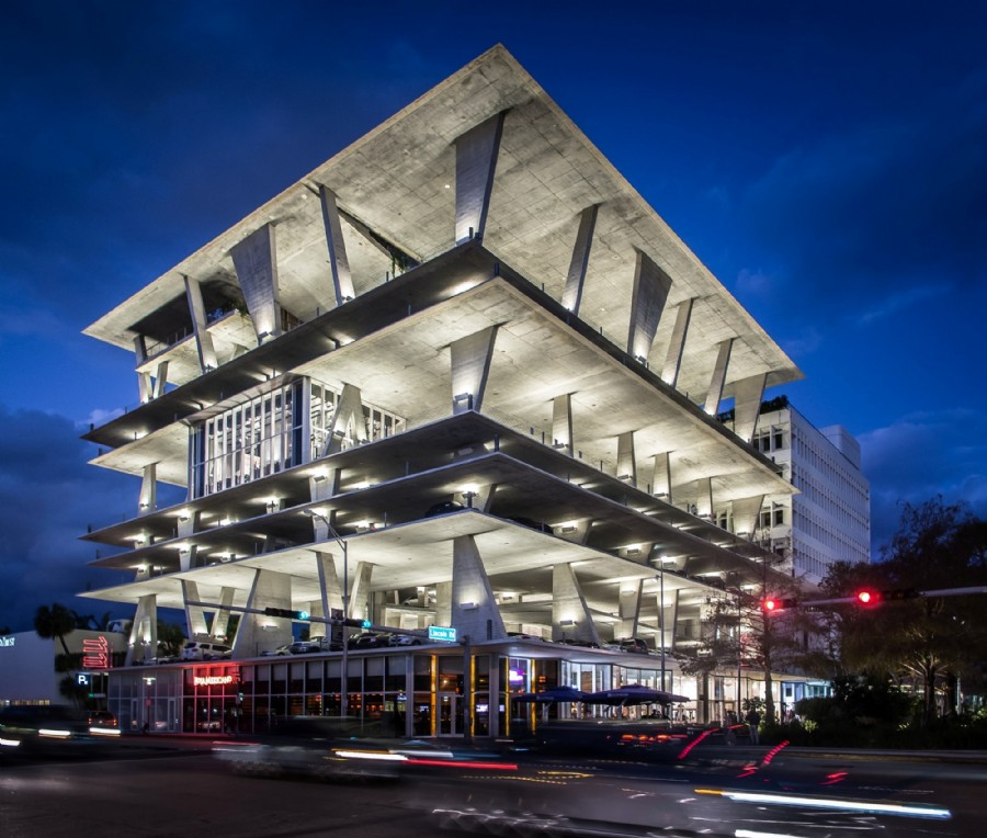 Miami Beach�s iconic parking garage sells for $283M