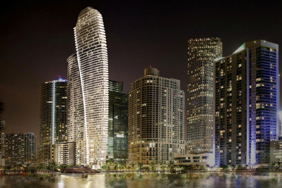 Aston Martin Residences Approved By The FAA To Become Miami�s Second Tallest