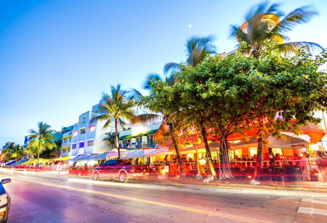 Miami Is The Second Most Visited City In The Americas