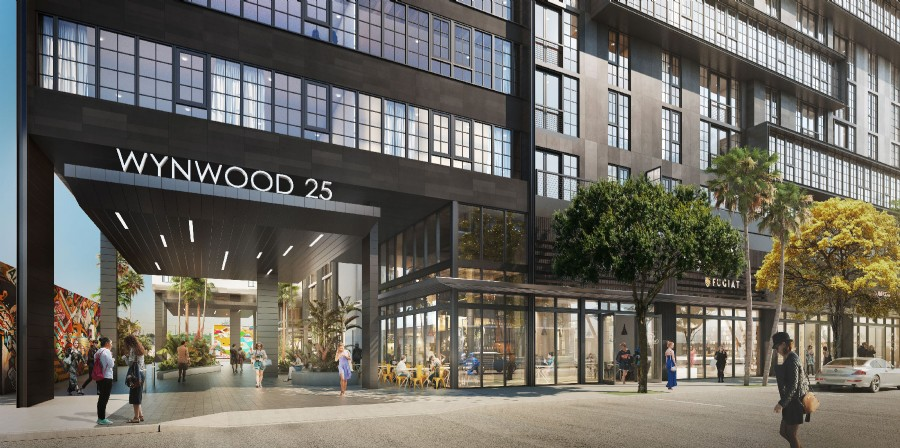 Wynwood 25 Breaks Ground, First Major Residential Project Under New Zoning