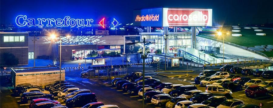 33b3aac1a8c44 nuovo ampliamento del centro commerciale Carosello a Carugate (Mi ...