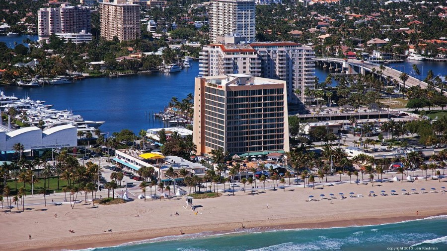 July hotel occupancy increased in Miami-Dade and Broward