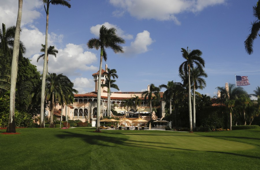 Here's Trump's property tax bill in Palm Beach County this year