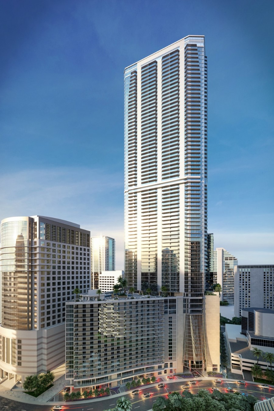 Miami�s Six Tallest Towers Under Construction