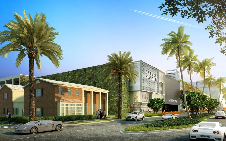 Barneys New York Signs Lease At Bal Harbour Shops