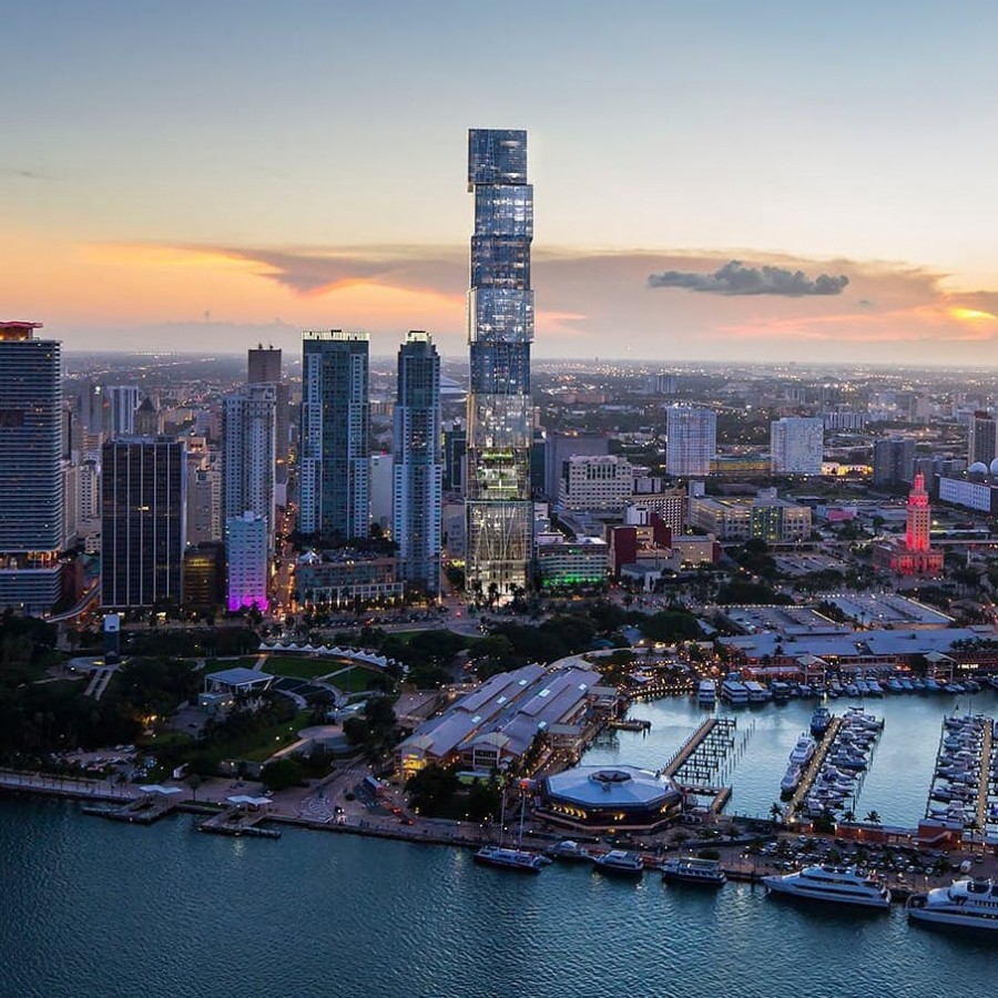 300 Biscayne, Miami's Next Tallest
