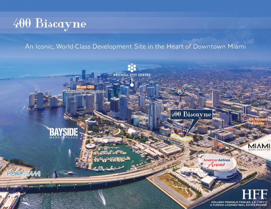 PMG Is Buying 400 Biscayne Development Site