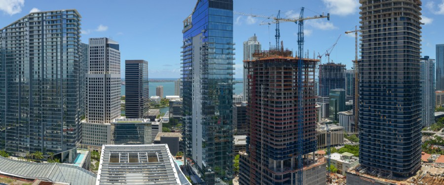 Brickell On Track To Become Second Most Densely Populated Area In America