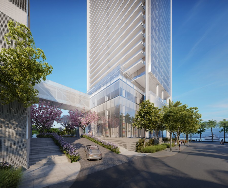 57-Story Missoni Baia To Begin Construction In September