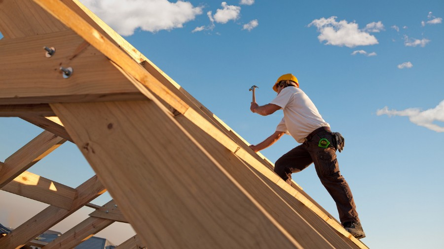 Home Builder Confidence Rises to 8 Month High in November