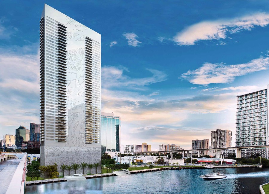 Revised Edge on Brickell With 200 Hotel Rooms Set For UDRB