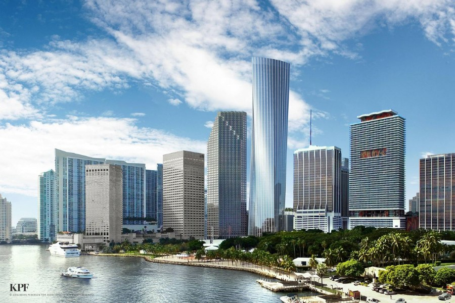 One Bayfront Plaza Approved, Developer Would Like To Begin Construction Sooner