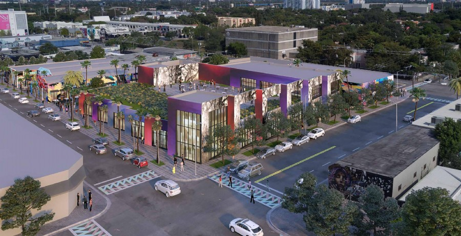 Wynwood�s Lehman Pipe Property To Get Restaurant, Retail Complex
