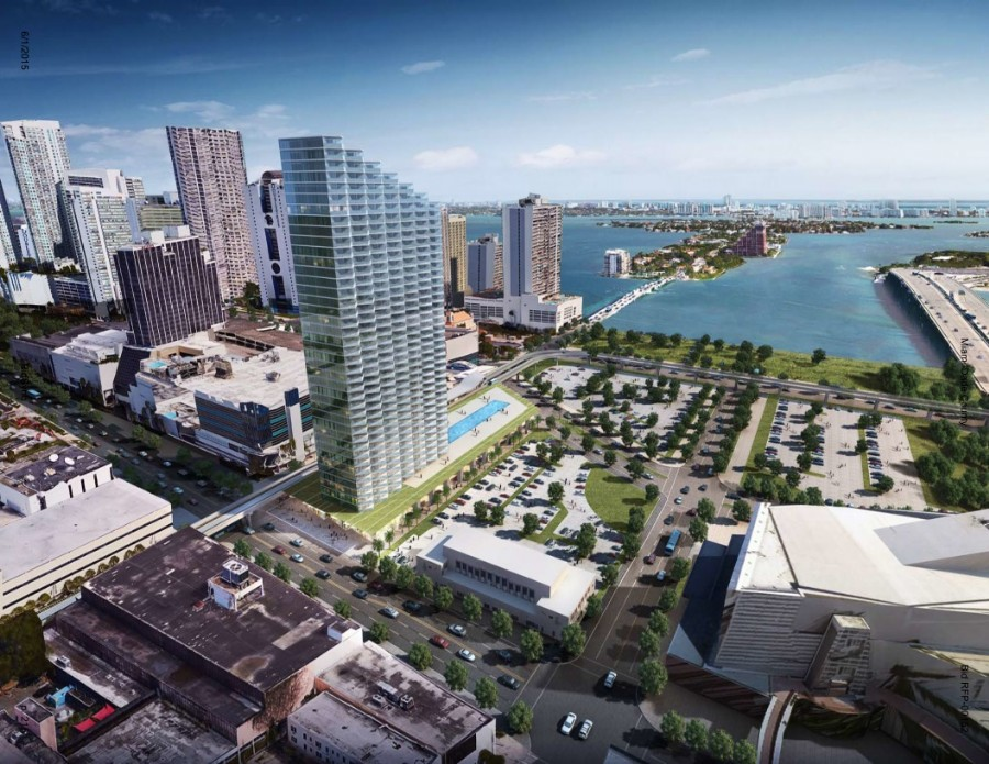 Resorts World Submits Replat For Terminal Residential/Hotel